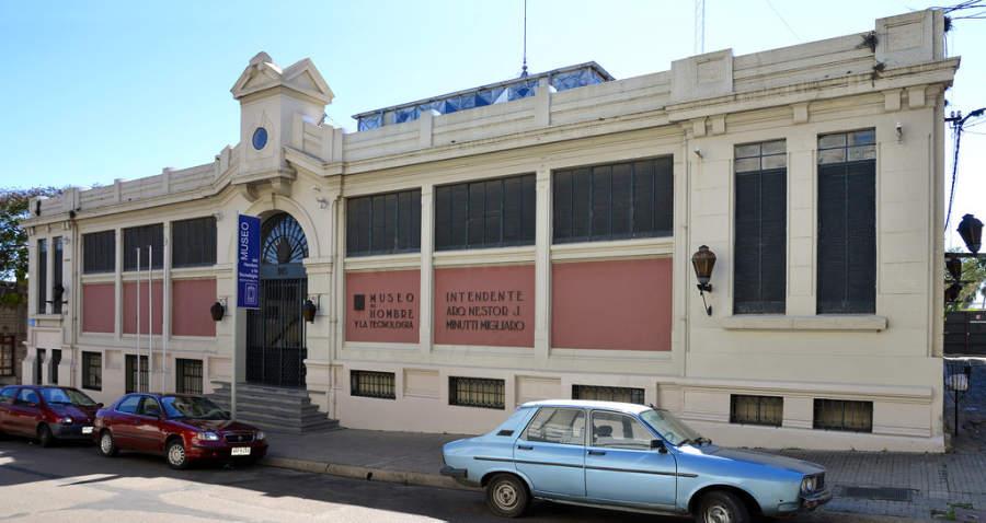 Museo del Hombre y la Tecnología en la ciudad de Salto