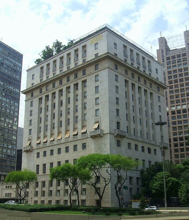 Edifício Matarazzo,gobierno de la ciudad