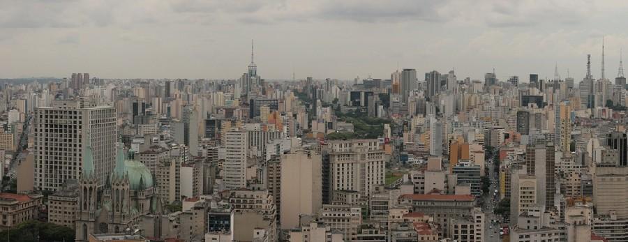 Vista panorámica de São Paulo