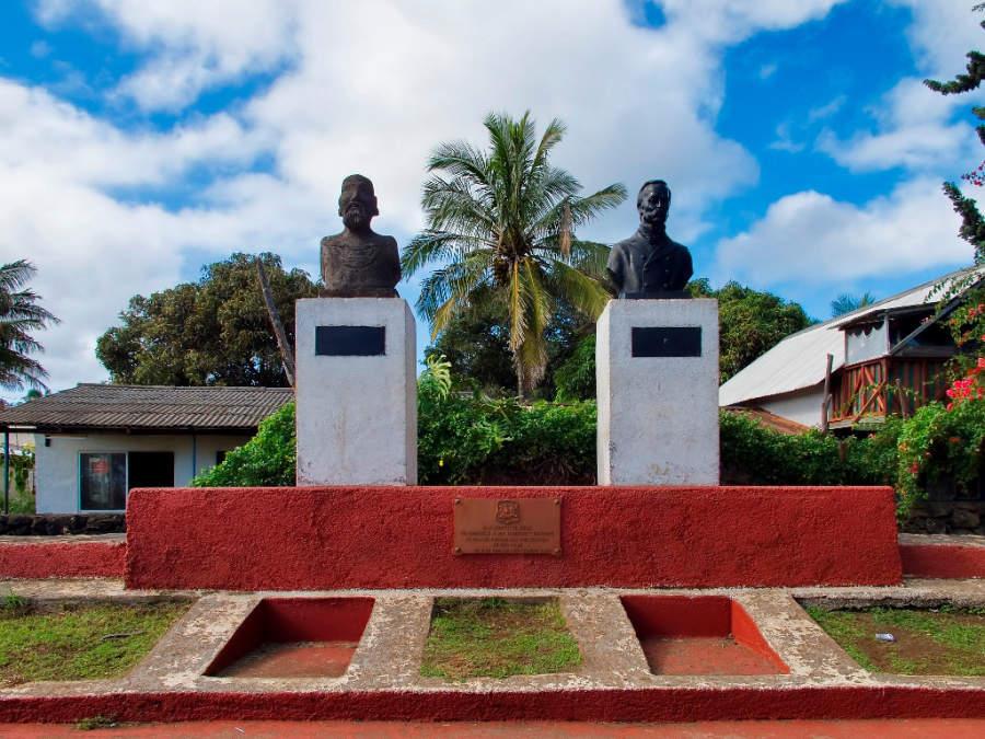 Plaza Cívica de Hanga Roa