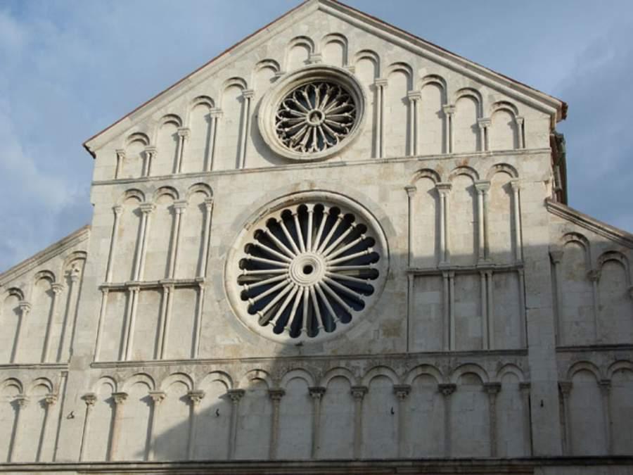 Catedral de Anastasia en Zadar
