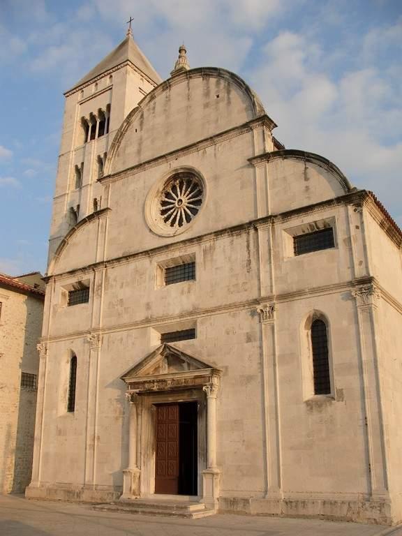 Iglesia de la Virgen María en Zadar