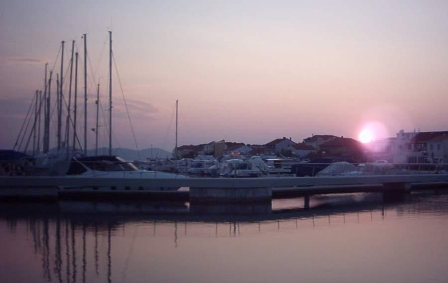 Marina en Zadar