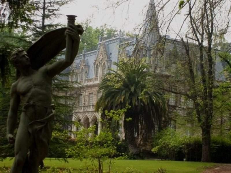 El Castillo de Las Majadas, una casona de estilo renacentista