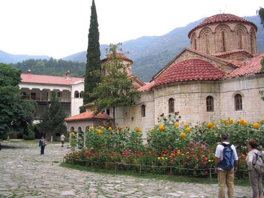 Monasterio de Bachkovo, el segundo más importante en Bulgaria