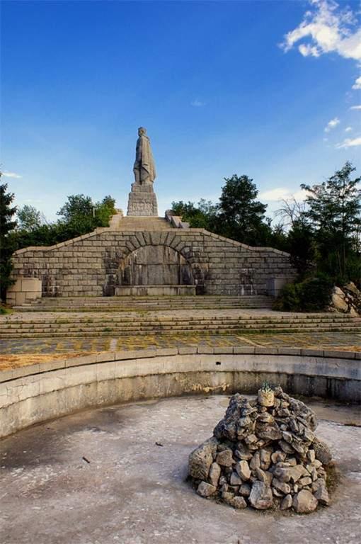 Monumento Alyosha en Plovdiv, Bulgaria