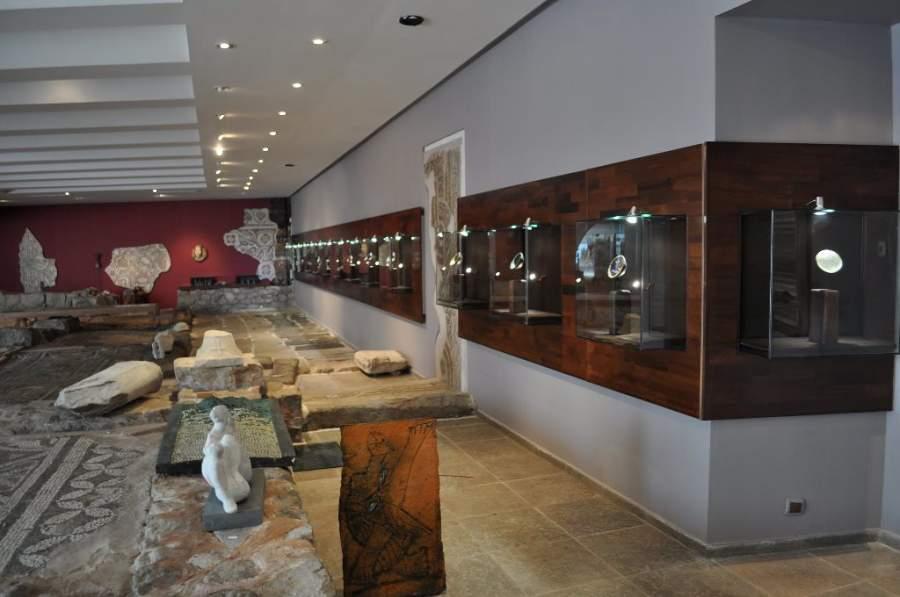 Museo y Centro Cultural Trakart, donde hay un mosaico romano del siglo III