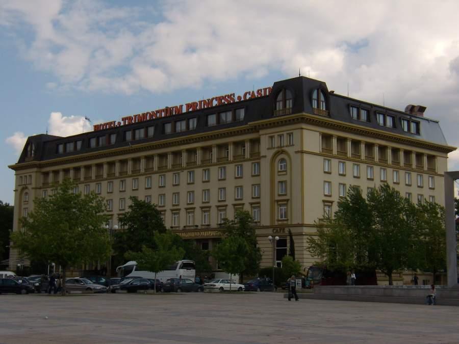 Hotel Trimontium en Plovdiv