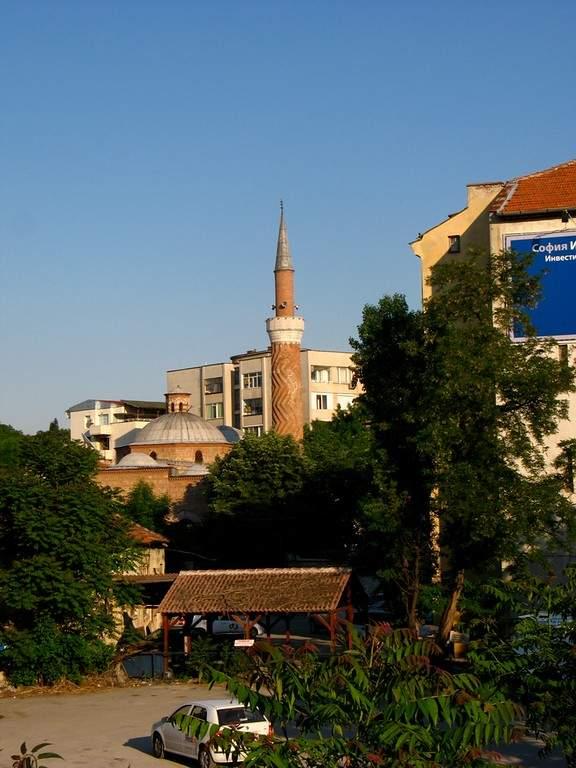 Mezquita Imaret en el centro de Plovdiv