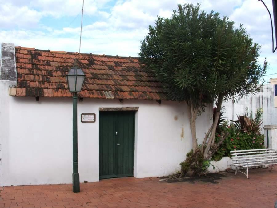Exterior de la Casa de la Cultura Ignacio Barrios