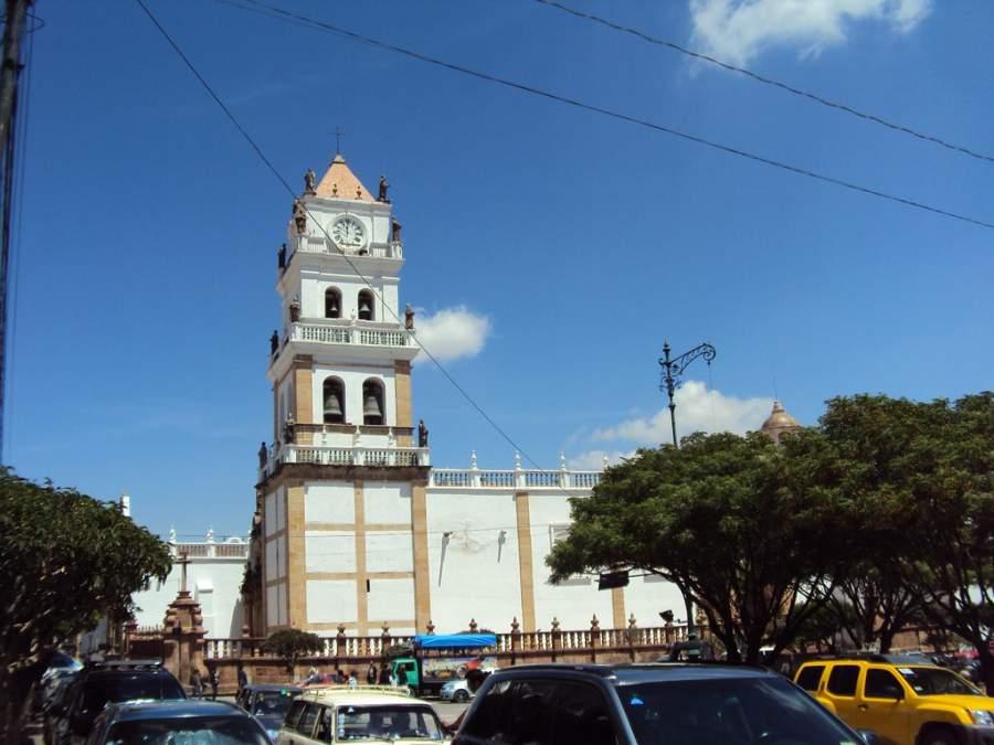 Sucre se distingue por su arquitectura republicana