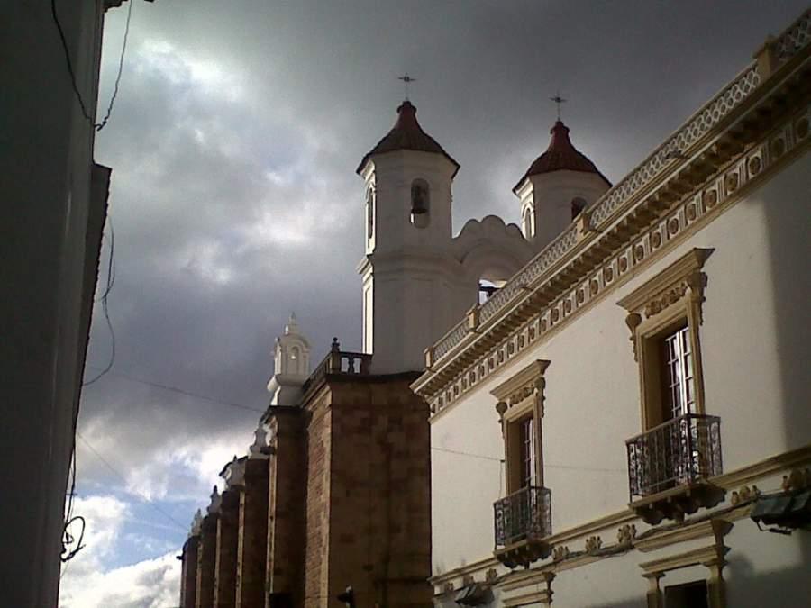 Sucre destaca por su urbanismo colonial