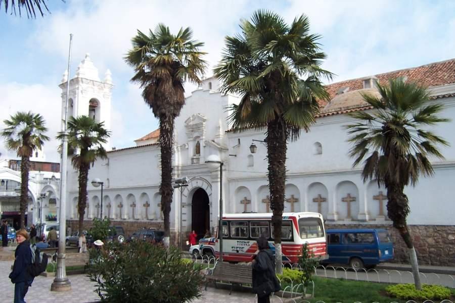 La ciudad de Sucre fue fundada en 1538