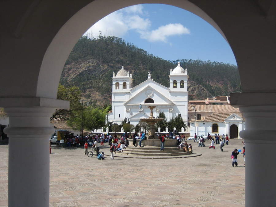 Convento de La Recoleta en Sucre