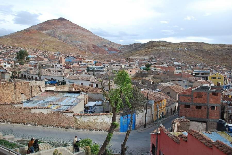 Potosí resalta por su patrimonio arquitectónico colonial
