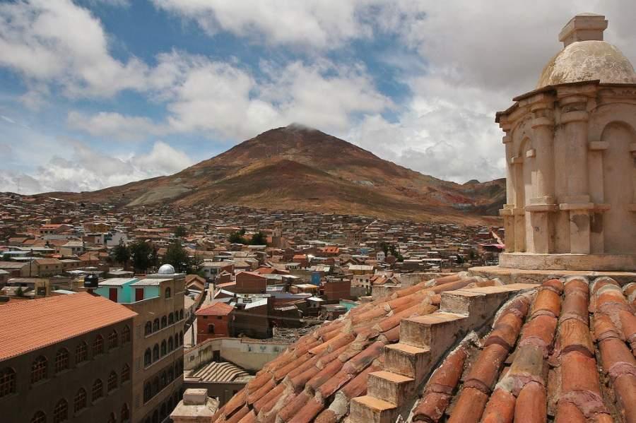 Potosí es la segunda ciudad con más de 100,000 habitantes más alta del mundo