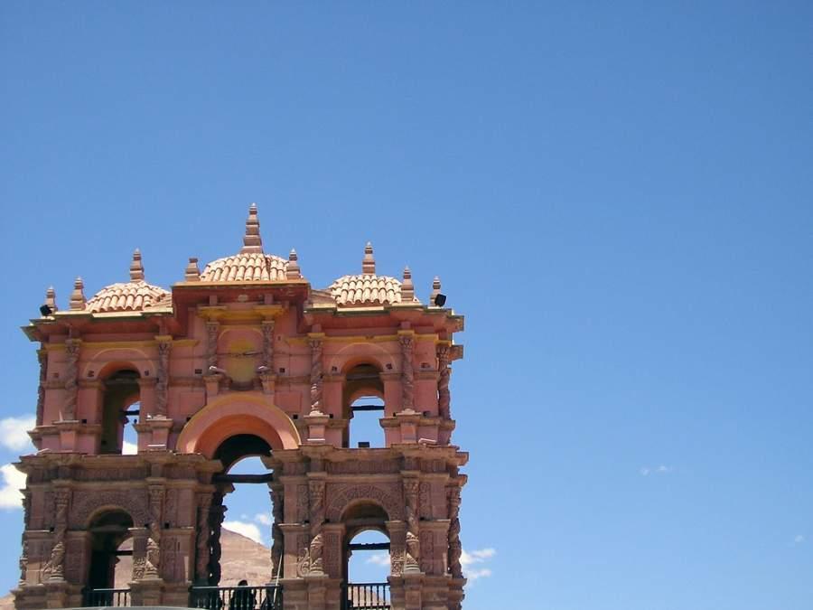 Potosí fue declarada Patrimonio de la Humanidad por la Unesco