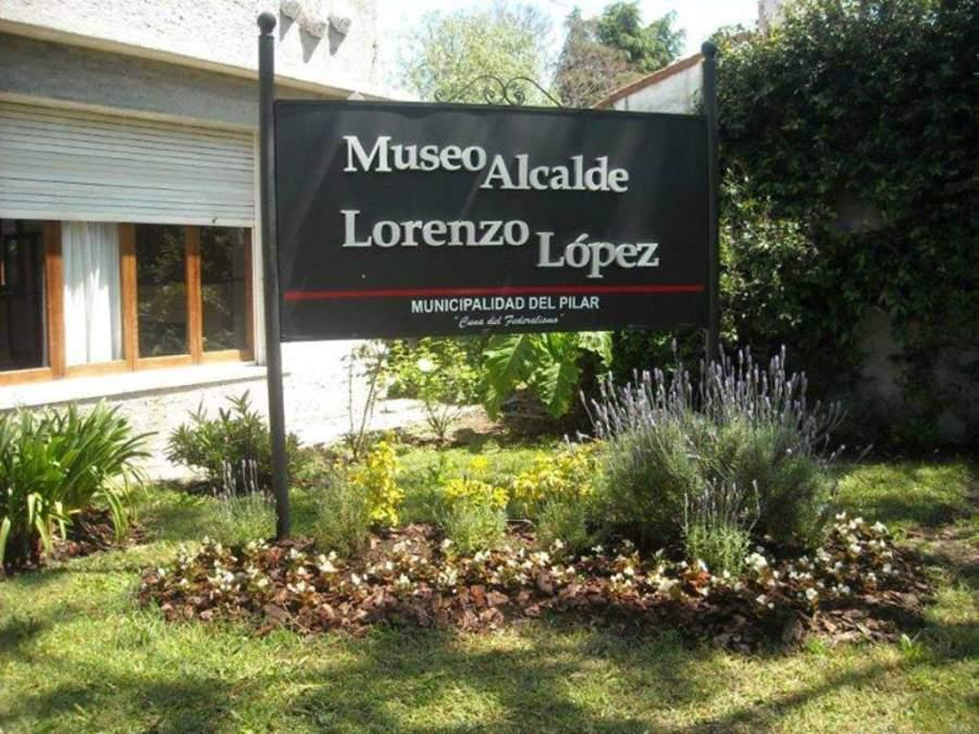 Exterior del Museo Alcalde Lorenzo López