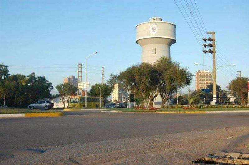 Calles de la ciudad de Pilar