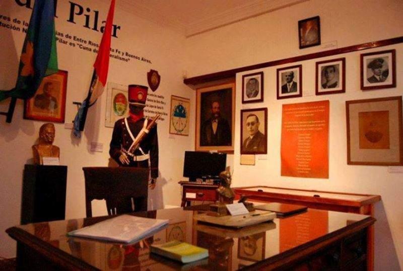 El Museo Alcalde Lorenzo López exhibe objetos que narran la historia de la ciudad de Pilar