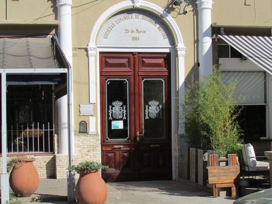 Sociedad Española de Socorros Mutuos en San Pedro
