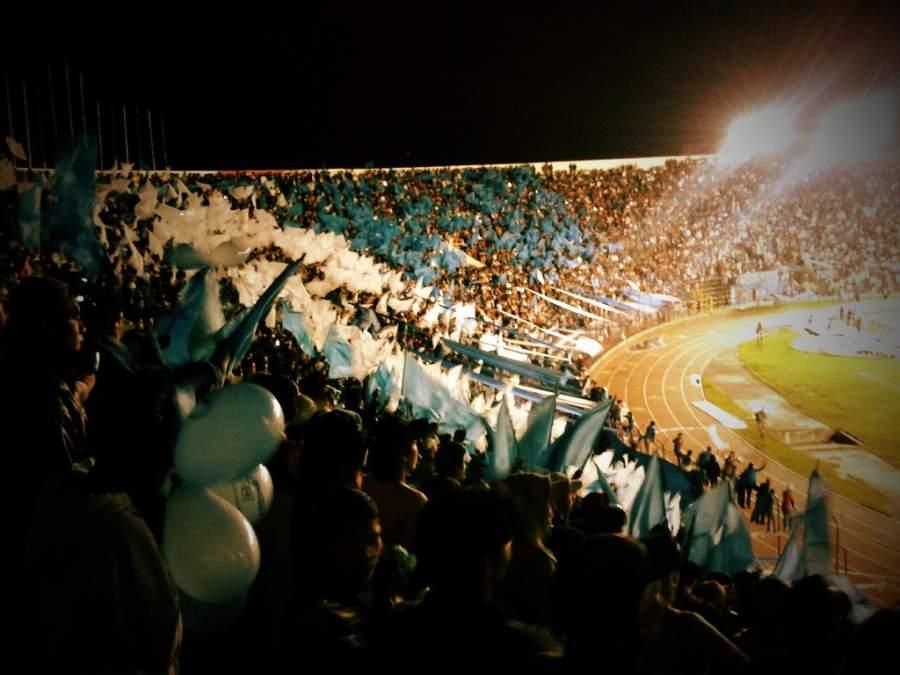 Estadio Ramón Tahuichi Aguilera en Santa Cruz de la Sierra
