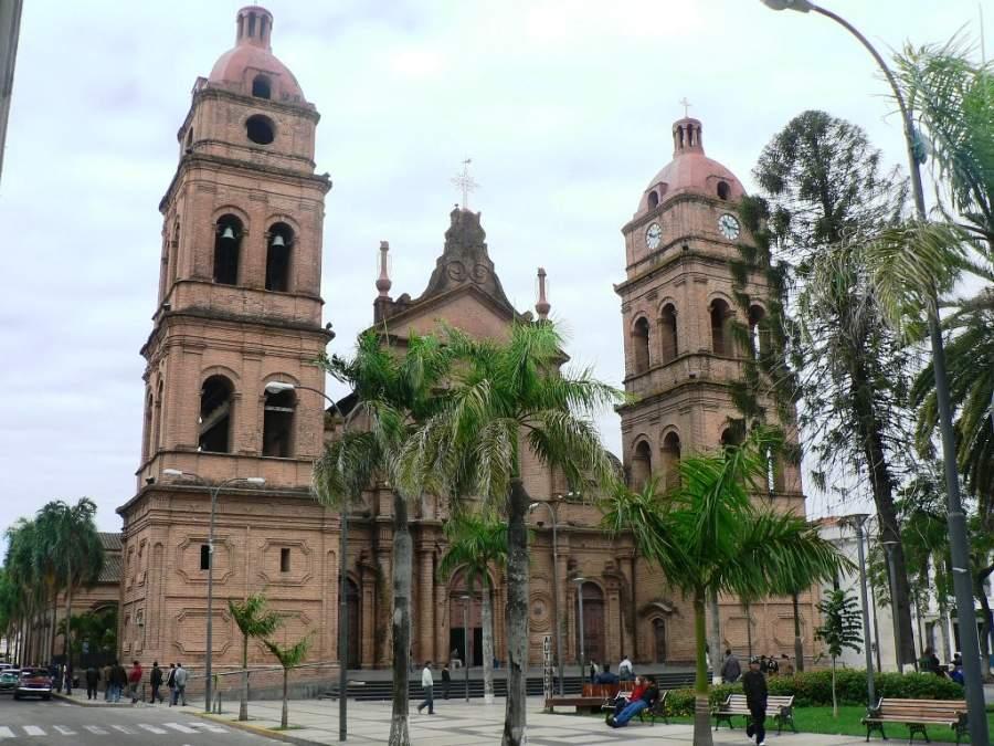 La catedral de Santa Cruz de la Sierra alberga un museo de arte sacro