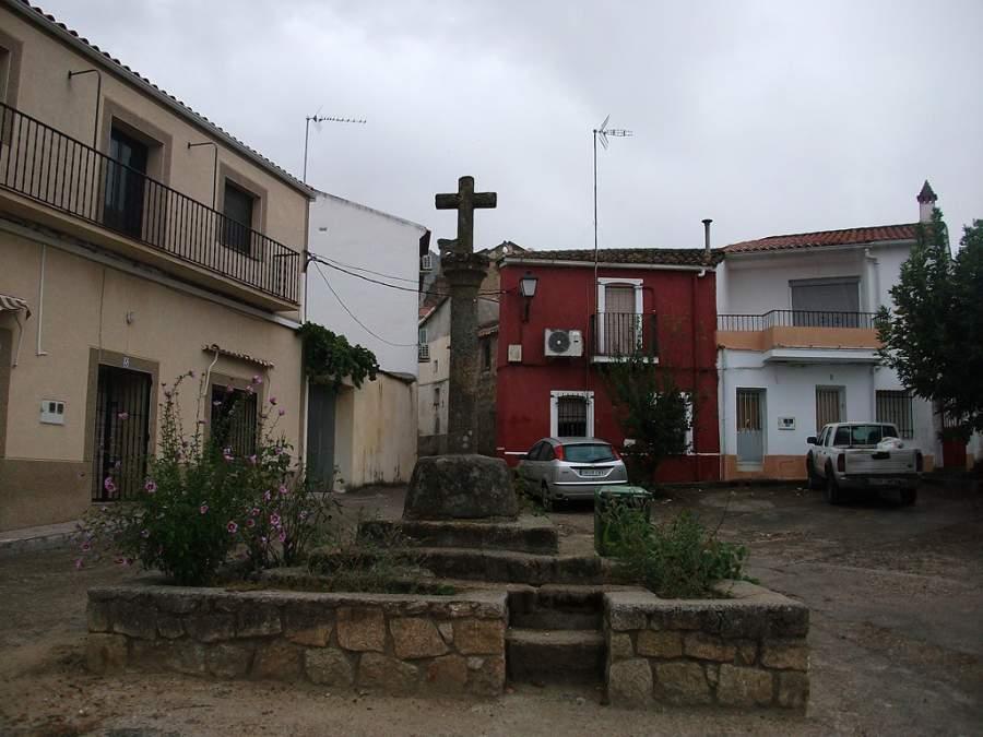 Plaza en Santa Cruz de la Sierra