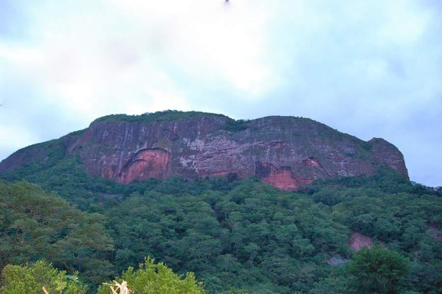 Cueva de los Monos cerca de Santa Cruz de la Sierra
