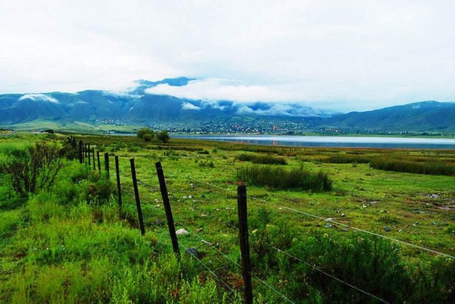 Tafi del Valle está rodeada por áreas verdes