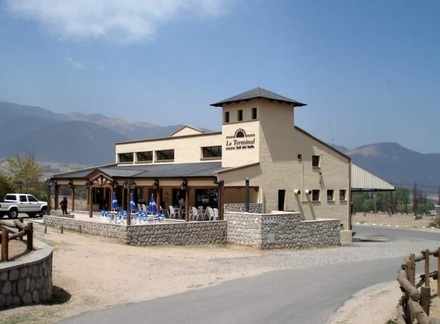 Terminal de omnibus de Tafí del Valle