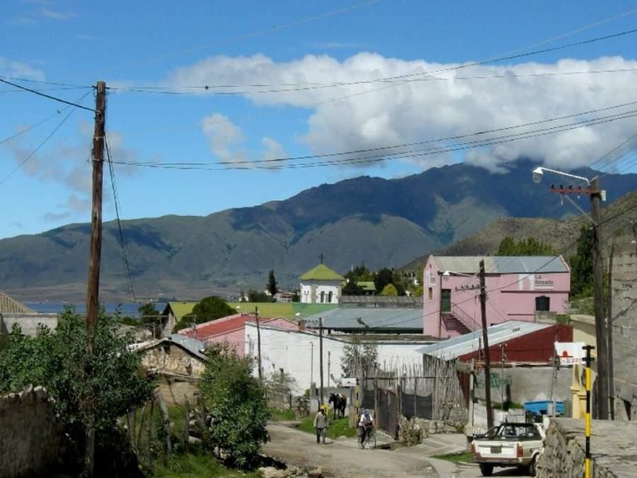 Casas típicas en Tafí del Valle