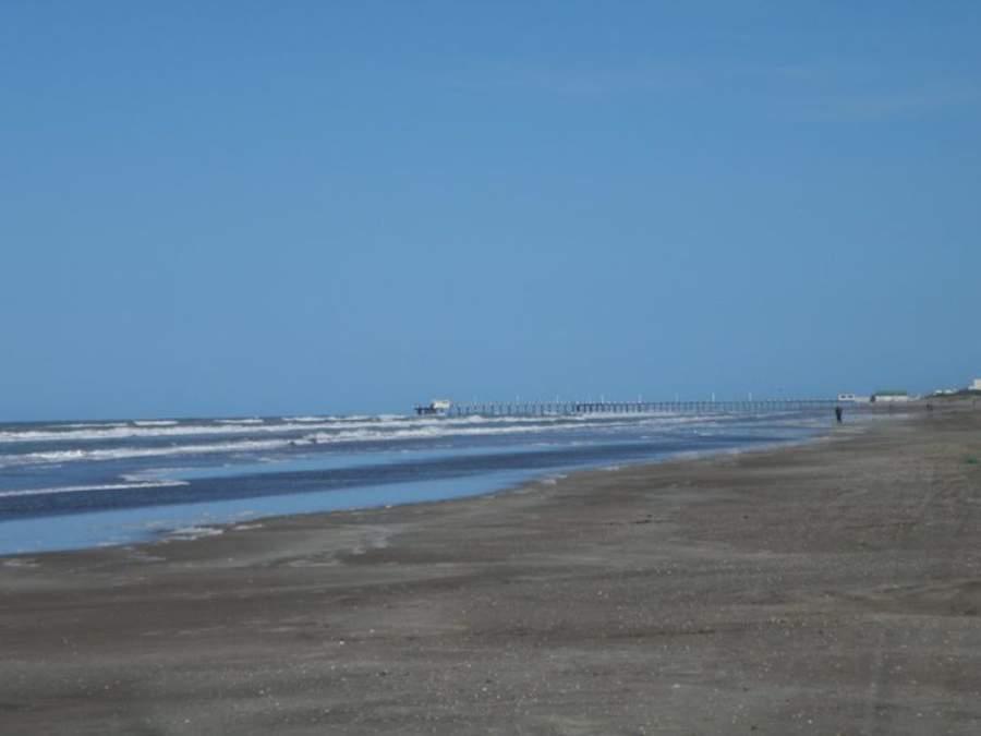 Playa de San Bernardo del Tuyú