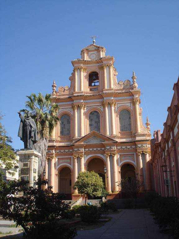 Templo de San Francisco en San Fernando del Valle