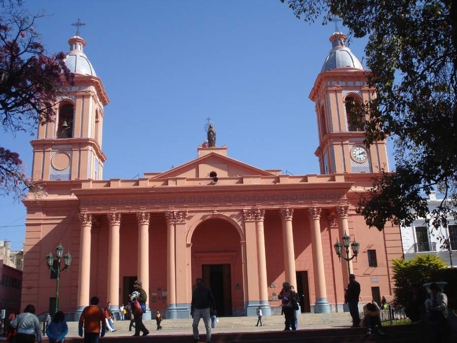 Catedral Basílica de Nuestra Señora del Valle