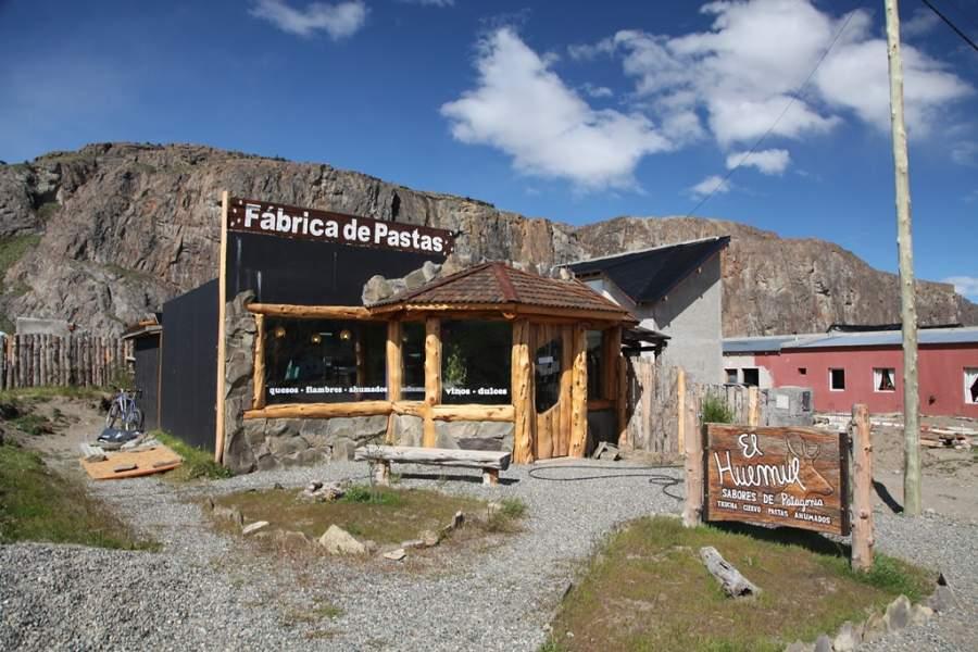 En El Chaltén encontrarás establecimientos de productos artesanales