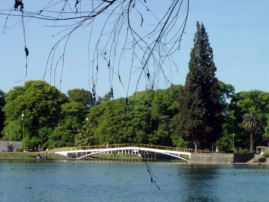 El Parque 9 de Julio es considerado como el Pulmón de San Miguel de Tucumán