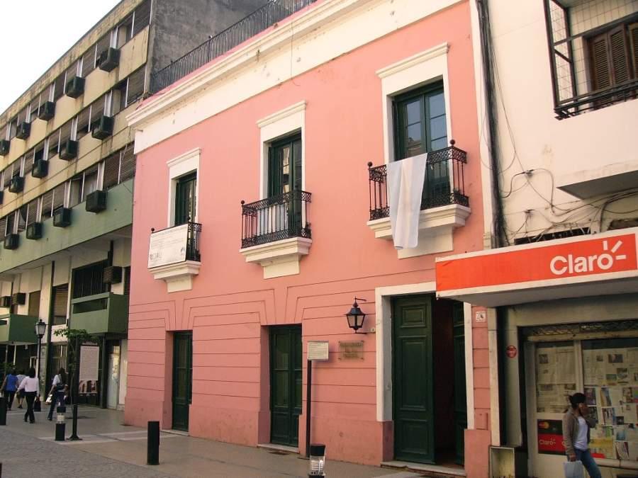 Casa de Nicolás Avellaneda en San Miguel de Tucumán