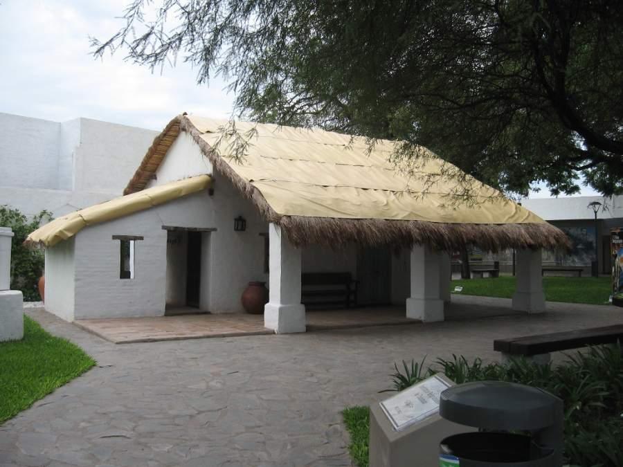 Casa de Manuel Belgrano en San Miguel de Tucumán