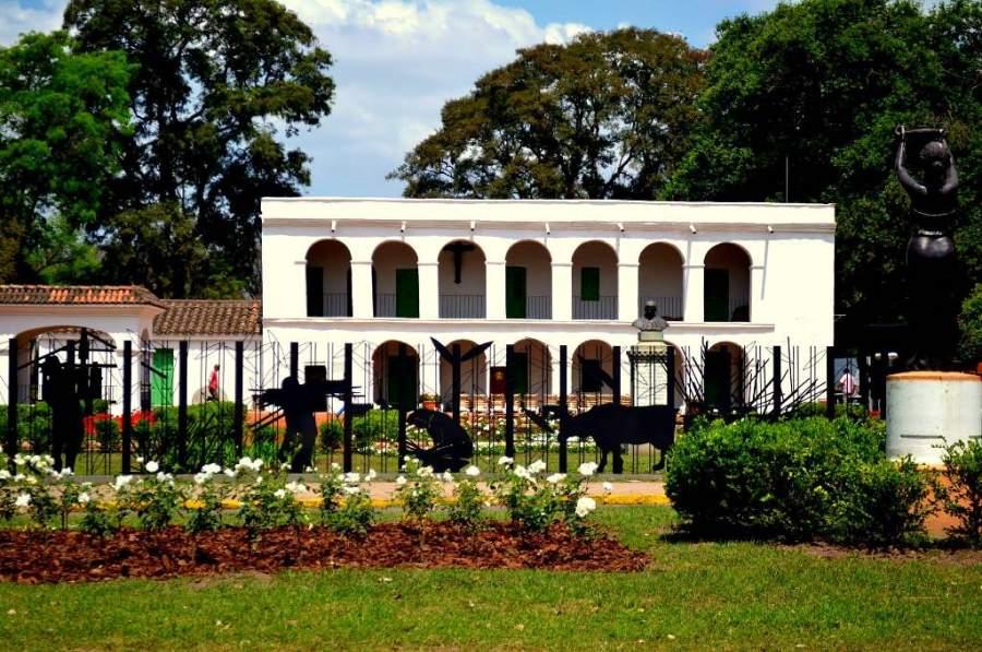 Museo de la Industria Azucarera en el Parque 9 de Julio