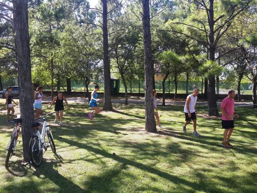 Los clubes campestres de Canning disponen de áreas verdes e instalaciones deportivas