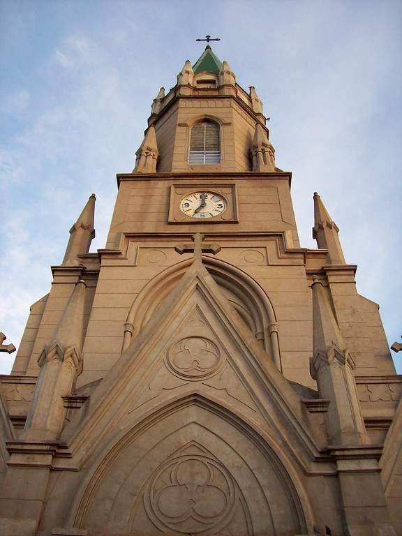 Visita la Parroquia San Francisco Javier en Ramallo