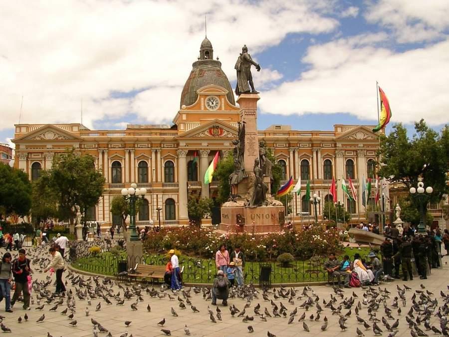 Nuestra Señora de La Paz, La Paz, Bolivia