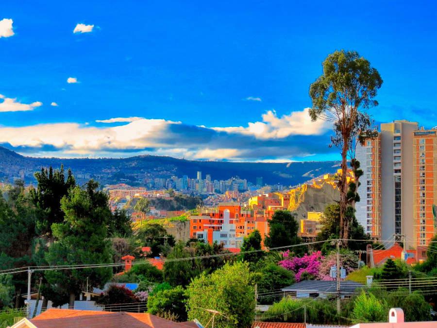 La Paz es considerada una de las siete nuevas ciudades maravillas del mundo