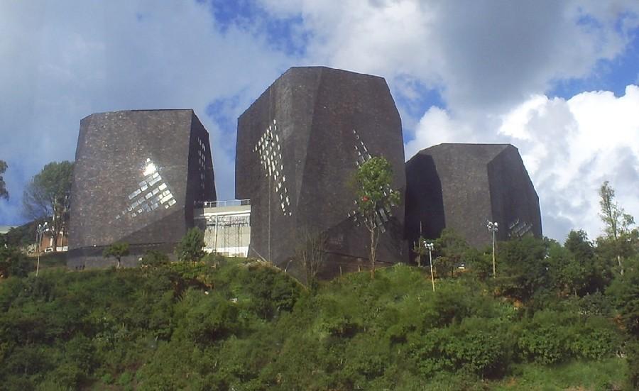 Biblioteca España