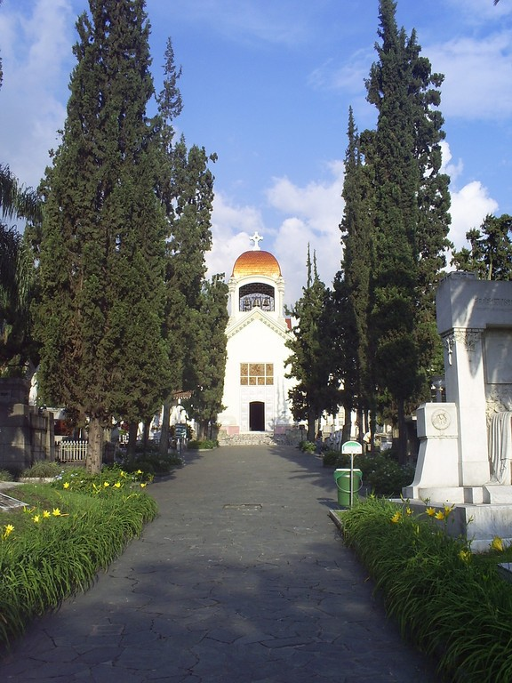 Museo Cementerio San Pedro