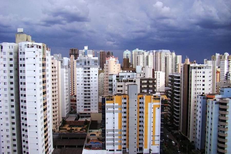 Vista panorámica de la ciudad de Goiânia