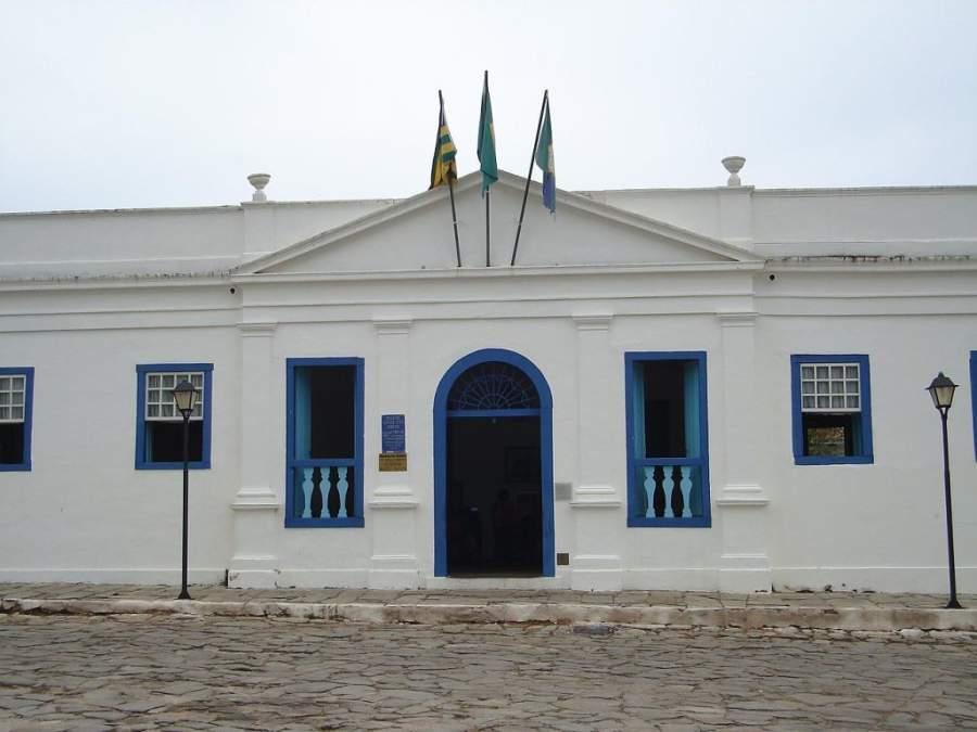 Palácio Conde dos Arcos, Goiânia
