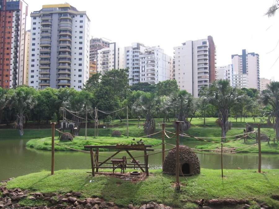 Jardín Zoológico de Goiânia