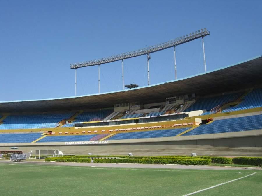 El Estadio Serra Dourada tiene capacidad para más de 45,000 personas